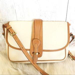 Dooney & Bourke Vintage Equestrian Handbag